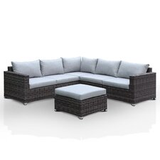 Pieper Contemporary 2 Piece Outdoor Set