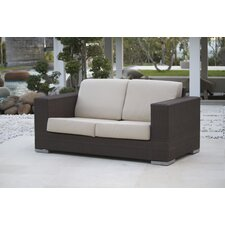 Hicklin Loveseat with Cushions