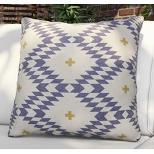 Flemings Native Natural Plus Night Outdoor Throw Pillow