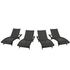 Hauge Chaise Lounge (Set of 4)