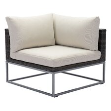 Hibbard Corner Chair with Cushion