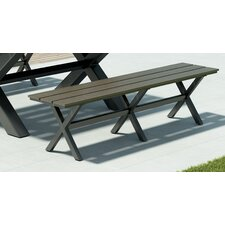 Hershman Aluminum Garden Bench