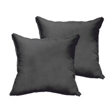 Hibbitts Collins Indoor/Outdoor Throw Pillow (Set of 2)