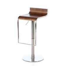 Lester Adjustable Height Swivel Bar Stool