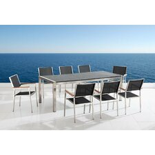 Wonderful Beasley 9 Piece Dining Set