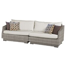 Alfonso Sofa with Cushion