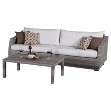Alfonso 3 Piece Deep Seating Group with Cushion