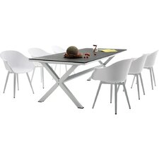 Marcos 7 Piece Dining Set