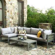 Winifred Lounge Seating Group with Cushions