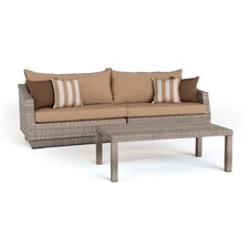 Alfonso 2 Piece Deep Seating Group with Cushion