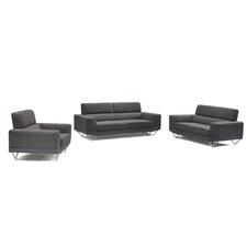 Thayne 3 Piece Wendon Modern Sofa Set
