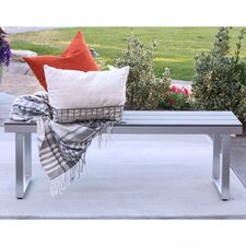 Salvatore Grey Patio Picnic Bench