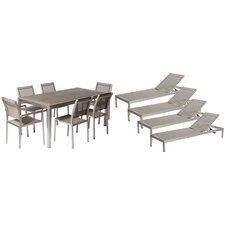 Lindquist 11 Piece Patio Set