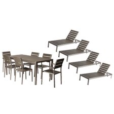 Murdoch 11 Piece Patio Set