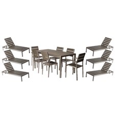 Murdoch 13 Piece Patio Set