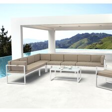 Creek Side Sectional Sofa with Cushions