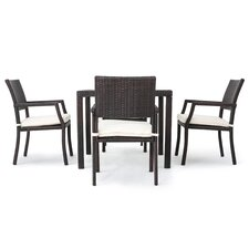 Cheyenne 5 Piece Dining Set