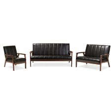 Kinley 3-Piece Sofa Set
