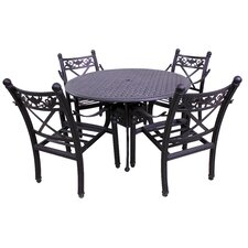 Baldwin 5 Piece Dining Set
