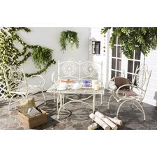 Lajoie 4 Piece Outdoor Seating Group