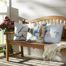 Fraxinelle Indoor /Outdoor Throw Pillow