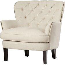 Celestin Flour Upholstered Club Chair
