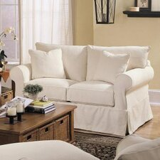 Slipcovered Loveseats Wayfair Supply