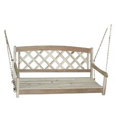 X-Back Porch Swing