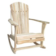 Adirondack Porch Rocking Chair