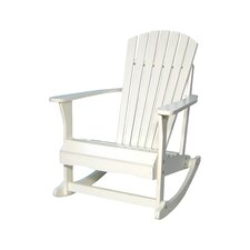 Porch Rocker Adirondack Chair