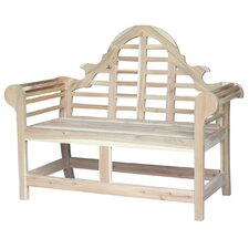Marlborough Wood Entryway Bench