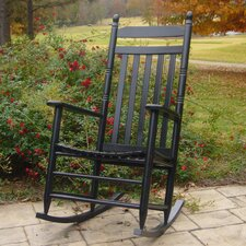 Janelle Asheville Rocking Chair