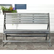 Fargo Wood Garden Bench