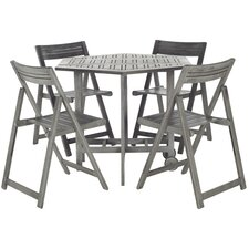 Candice 5 Piece Dining Set