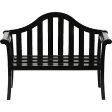 Bargain Nancy Entryway Wood Garden Bench