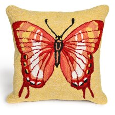 Ismay Butterfly Throw Pillow