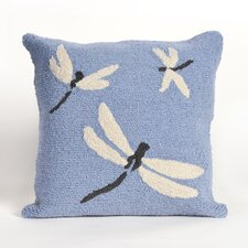Ismay Dragonfly Throw Pillow