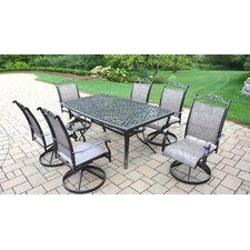 Sale Basile 7 Piece Dining Set