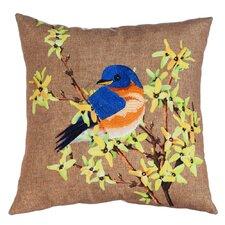 Meansville Indoor/Outdoor Throw Pillow