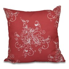 Good stores for Grovetown Morning Birds Floral Outdoor Throw Pillow