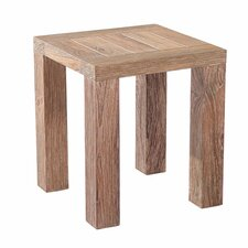 Olmsted Weathered Side Table