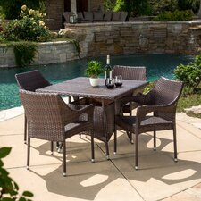 Marshfield 5 Piece Dining Set