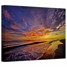 The Sunset' by Antonio Raggio Photo Graphic Print on Canvas