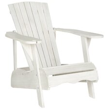 South Patrick Shores Wood Adirondack Chair