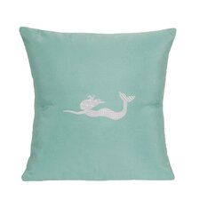 St. Marks Indoor/Outdoor Sunbrella Throw Pillow