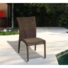 Aquia Creek Dining Side Chair with Cushion (Set of 4)
