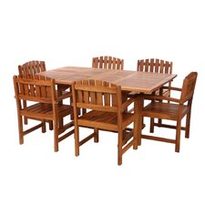 Pleasanton Extension 5 Piece Dining Set