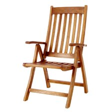 Pleasanton Folding Dining Arm Chair