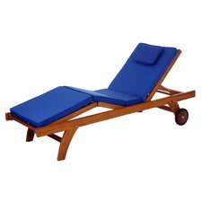 Pleasanton Outdoor Lounger Cushion