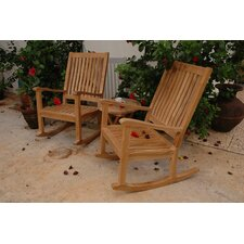 Modern Milena 3 Piece Rocker Seating Group